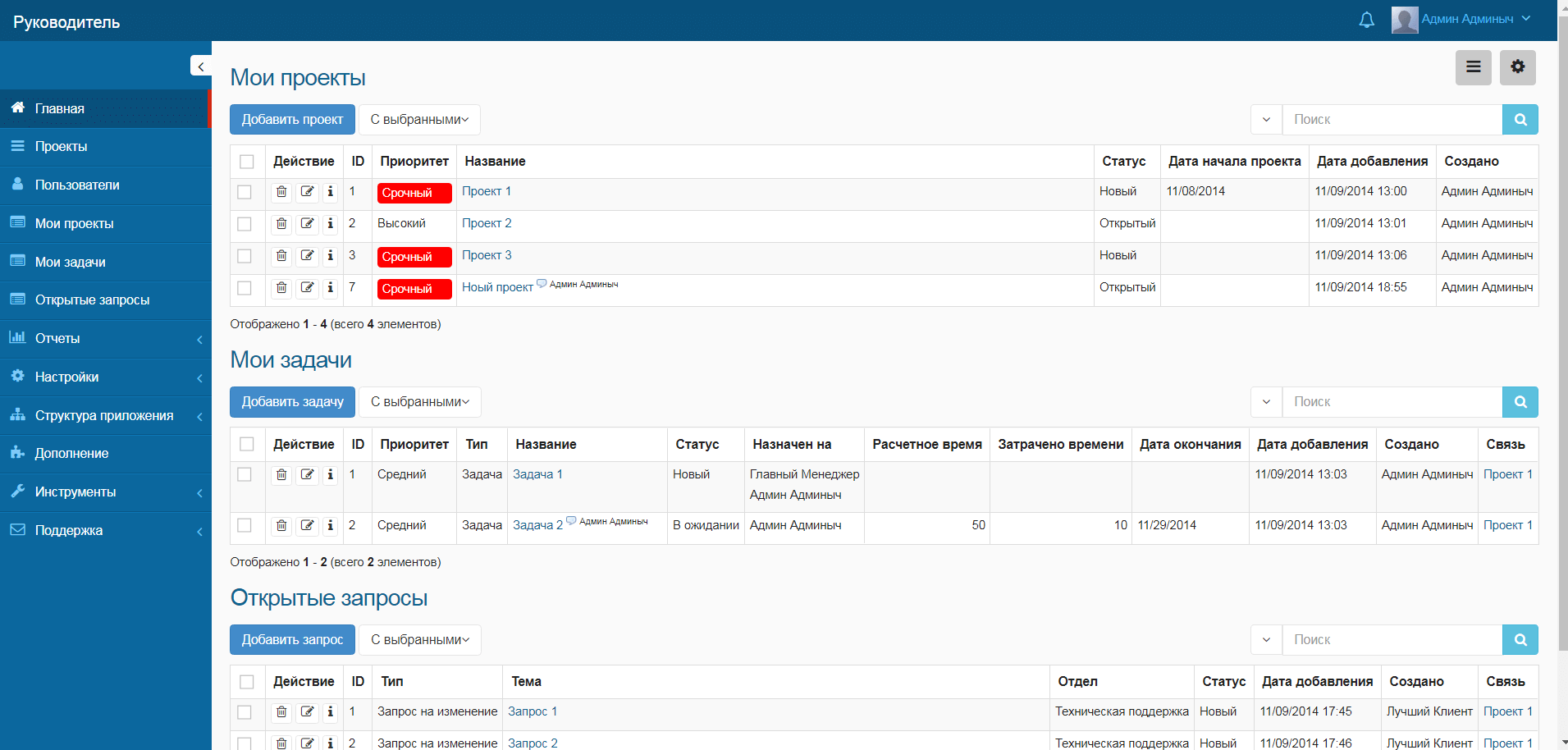 Руководитель crm система как работать с почтой в битрикс24