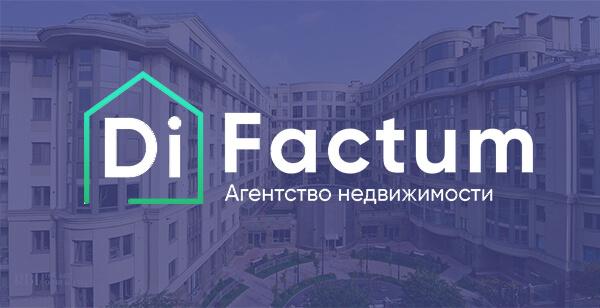 Разработка корпоративного сайта для агентства недвижимости DiFactum